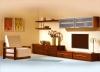Obývací stěna Ráchel - dubový / bukový masiv