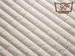 Snímatelný potah BAVLNA – je vyroben ze 100% bavlny, vhodný pro alergiky a astmatiky, dá se vyvařovat při 90°C. snímatelný potah prošitý antialergickou vrstvou z dutého vlákna. V dnešní době alergií, ekzémů a oslabení imunity je snímatelný potah nepostradatelný pro dobrou hygienu matrace.