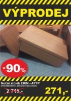 Noční stolek ERIN ATYP L